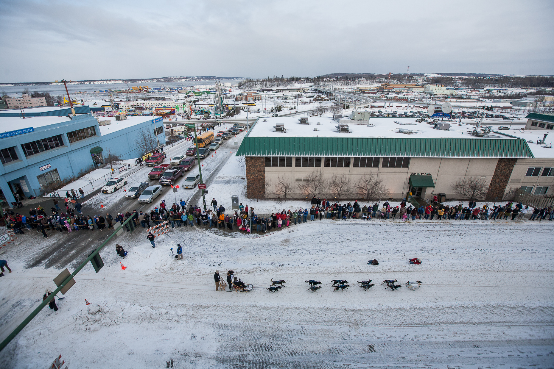 Iditarod Anchorage